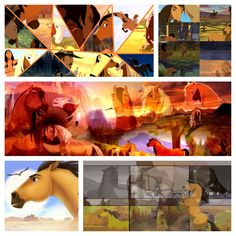 Spirit Stallion of the Cimarron. Spirit And Rain, Horse Drawings, Horse Art, Wild Horses, Dreamworks, Movie Tv, Pony, Painting, Disney Stuff