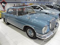 Mercedes-Benz 220SE Coupé w111 1965