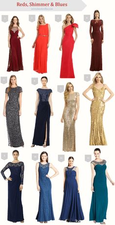 Elegant What To Wear To A Formal Wedding: Long Dresses Under $200