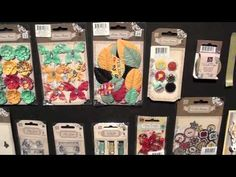 Prima Paper Collections CHA Summer 2012 The last two collections are my fave!