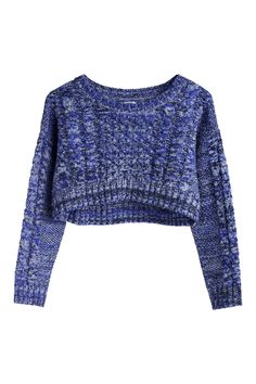 Tangled knit sweater | Weekday