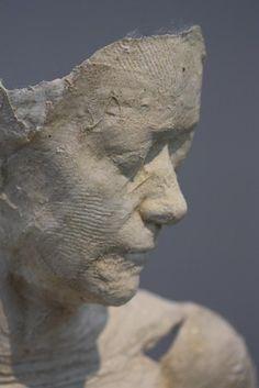 Body Sculptures By Fanny Alloing | Oculoid | Art & Design Inspiration