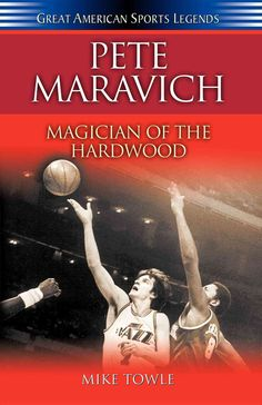 Pete Marvich might not have been the greatest basketball player of his generation, but he was unquestionably the most exciting and entertaining. A magician at handling or shooting the ball and the mos