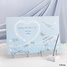 Happily ever after guest signature