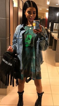 Outfits baddie # Black girl fashion Source by RobustCreative casual outfits Chill Outfits, Dope Outfits, Swag Outfits, Trendy Outfits, Summer Outfits, Fashion Outfits, Womens Fashion, Fashion 2018, Dress Fashion