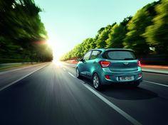 Osiągi  Silniki benzynowe 1,0 litra oraz 1,2 litra zapewniają niski poziom spalania oraz dobre osiągi. Dzięki udoskonalonemu układowi napędowemu jazda będzie bardziej płynna.