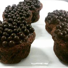 Mini morbida delizia al cioccolato puro Gran Cru #cake #mini #cioccolato #grancru #puro #foodoftheday #slurp