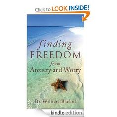 Finding Freedom from Anxiety and Worry FREE Kindle Book!