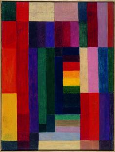 "karlrodrique: ""Johannes Itten, Horizontal-Vertical, 1915 """