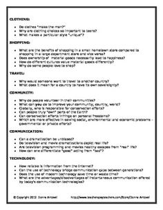 My perfect resume business bits pinterest perfect resume essential questions for the foreign language classroom malvernweather Choice Image