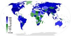 List of countries by number of Internet users - Wikipedia, the free encyclopedia