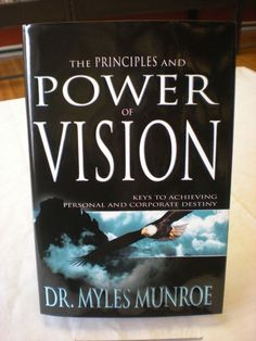 In order to succeed in business, you must first have vision!!!