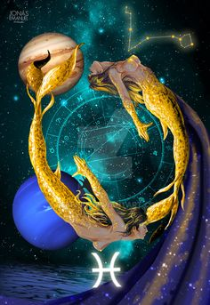 Pisces and Virgo, Jonás Emanuel – virgo constellation tattoo Astrology Pisces, Zodiac Signs Pisces, Astrology Numerology, Zodiac Art, Zodiac Star Signs, 12 Zodiac, Pisces Tattoos, Mermaid Art, Deviantart