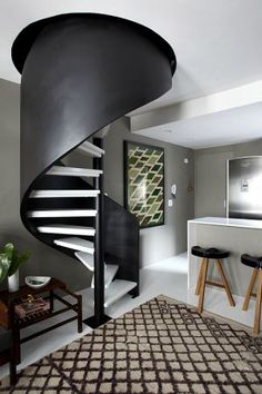 crazy looking stairs