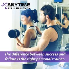 Anytime Fitness knows how to get personal when training- #personaltrainerfarragut