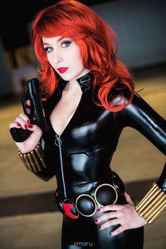 Black Widow by NikitaCosplay.deviantart.com on @deviantART