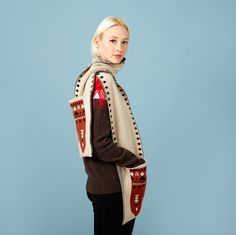 Into the Woods: AW 2015 Womens Knitwear - Donna Wilson http://www.donnawilson.com/products/for-you/sweaters