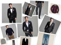 What Men Should Wear To A Country Wedding