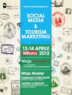 Social Media & Tourism Marketing : 13/14 aprile SAVE THE DATE