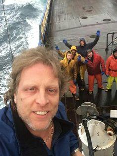 Deadlist Catch ~ Sig & The Northwestern crew