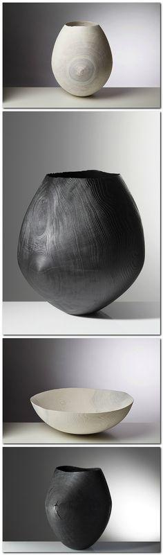Friedemann Bühler Wooden Vessels