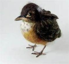 Needle Felted Animals - Bing Images