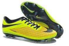 best website c4e32 fd9ae Buy (Yellow Black Volt) Phantom FG Nike Hypervenom For Wholesale