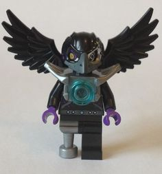 Rizzo LEGO Legends of Chima Minifigure