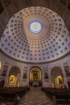 Tempio Canova Possagno Italy