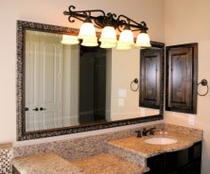 Fashion Glass & Mirror manufactures and installs custom shower doors, framed mirrors, table tops, etched glass, and more in Texas. Framing Mirrors, Custom Shower Doors, Glass Etching, Decor Styles, New Homes, Vanity, Interior Design, Ideas, Home Decor