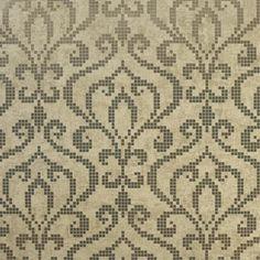 - Wallpaper - Yellow/gold - Transitional - Contemporary - Geometric - Metallic - Damask Knitting Charts, Knitting Stitches, Knitting Patterns, Types Of Embroidery, Embroidery Patterns, Chart Design, Pattern Design, Cross Stitch Designs, Cross Stitch Patterns
