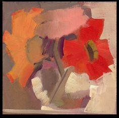 "Daily+Paintworks+-+""2471+leap""+-+Original+Fine+Art+for+Sale+-+©+Lisa+Daria"