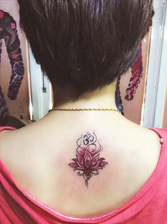 Top 14 Spiritual Tattoos on Back for Girls