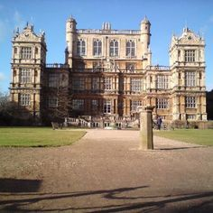 Wollaton Hall (a.k.a Bruce Wayne's mansion in the Dark Knight Rises)