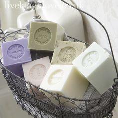 Jabones cuadrados - soap