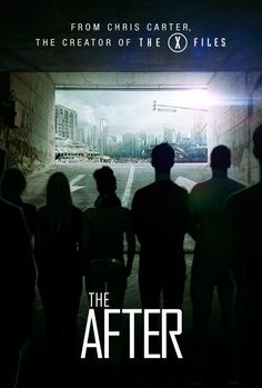 The After (TV Series 2014– ) just finished the pilot, high hopes for this show