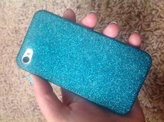 Sparkly iPhone case :)