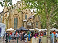 Paddington Market  Sydney, Australia