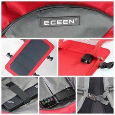 http://usefulgadgetsforyou.com/solar-charger-backpack/ Solar Charger Backpack