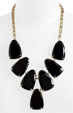 Kendra Scott 'Harlow' Frontal Necklace available at #Nordstrom