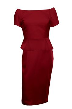 Design your own dress, Pick your shape, color, length and accessories. Design Your Own Dress, Diy Clothing, Peplum Dress, Sewing Projects, Shape, Colour, Tees, How To Make, Accessories