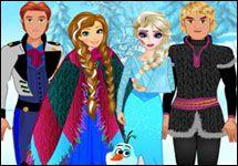 ElsaJuegos.com - Jugar Juegos de la Princesa Elsa Gratis Online. Juegos de Frozen Disney, Vestir, Maquillar