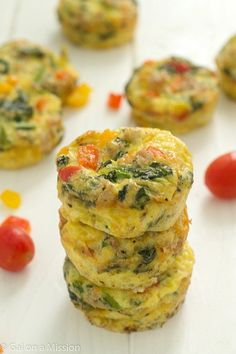 Paleo Breakfast Muffins | Community Post: 30 Recipes To Help You Survive Whole30