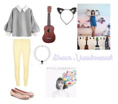 """""""Grace Vanderwaal"""" by fashion1style ❤ liked on Polyvore featuring art"""