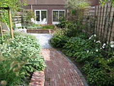 ronde vormen in kleine tuin - Google zoeken