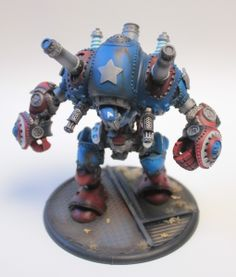 Captain Stormwall - Imgur