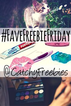 It's #FaveFreebieFriday! Here are our favorite #freebie offers - have you claimed them yet?