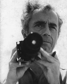 """Michelangelo Antonioni was an Italian film director, screenwriter, editor, and short story writer. Best known for his """"trilogy on modernity and its discontents"""" —L'Avventura La Notte and L'Eclisse (from Wikipedia) Michelangelo Antonioni, Best Director, Film Director, Passengers Movie, Lars Von Trier, Pier Paolo Pasolini, Inglourious Basterds, Sergio Leone, I Love Cinema"""