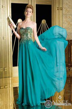 Alyce Evening Dresses Spring 2014