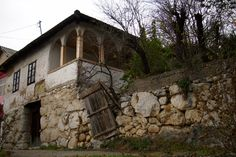 Vernacular Architecture, Belgrade, Serbian, Assassins Creed, Rustic Furniture, Old Houses, Nest, Places To Visit, Cottage